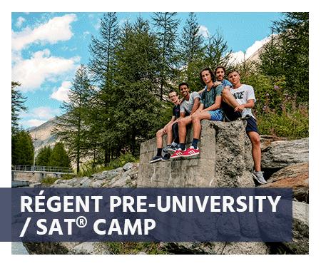 Régent Pre-University-Camp