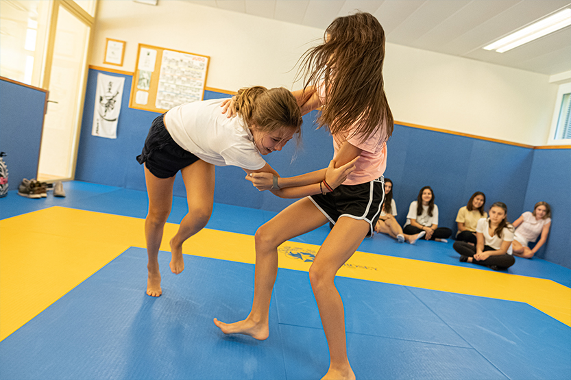 Self-defence