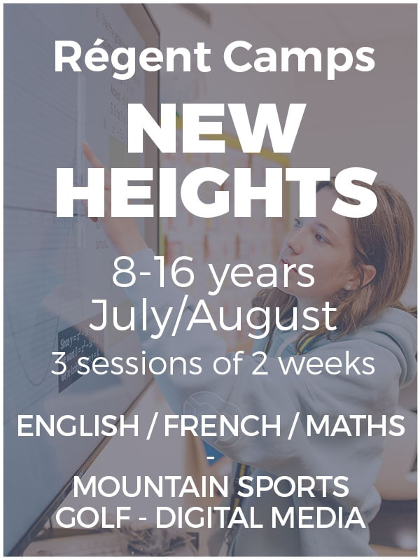 Régent Camps New Heights